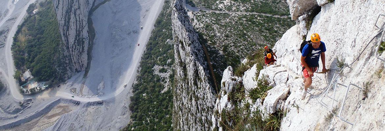 GEO aventura - ruta vertigo monterrey huasteca
