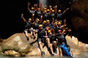 Descubre las cuevas y cascadas que Matacanes tiene para ti/ Foto: GEO Aventura