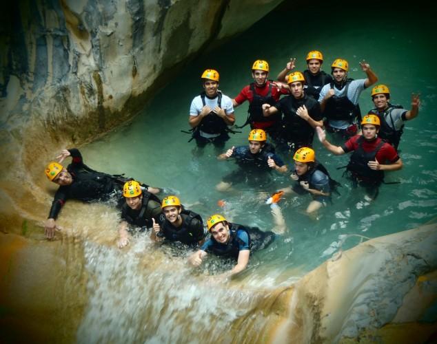 Aventura en el Cañón de Matacanes: ¡Comienza la temporada!