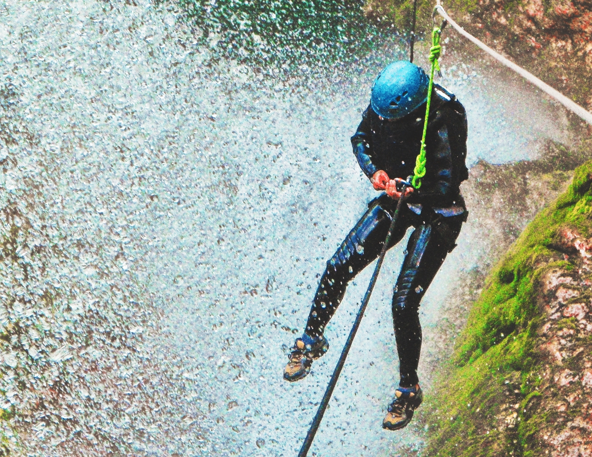 movil-canyoning