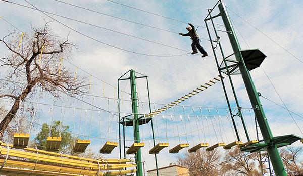 GEO aventura parque de aventura