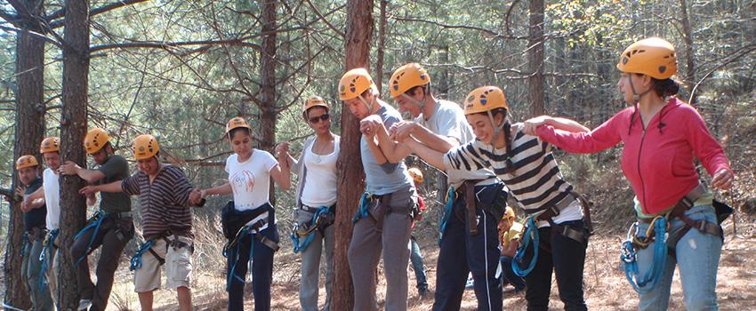 GEO aventura - monterrey grupos de escuelas