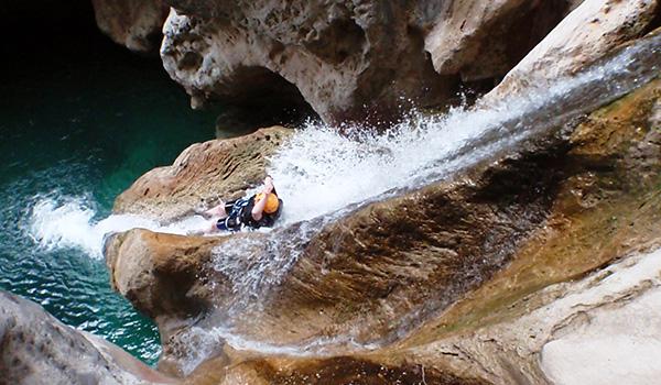 GEO Aventura Resort Parque ecológico la huasteca Cañonismo Chipitin