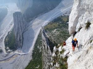 Geo aventura - ruta vertigo