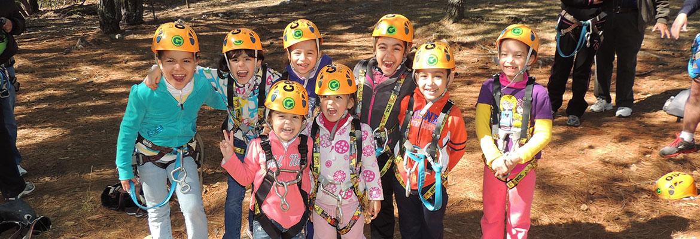 GEO aventura - grupos y escuelas monterrey
