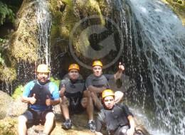 Cañonismo en Hidrofobia y Matacanes.