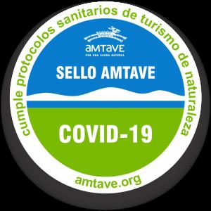 SELLO AMTAVE - COVID-19 - 22 AGOSTO